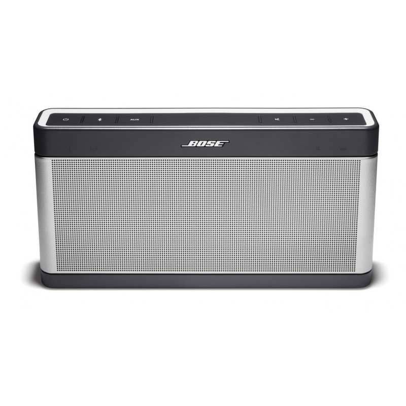 enceinte bose bluetooth soundlink iii. Black Bedroom Furniture Sets. Home Design Ideas