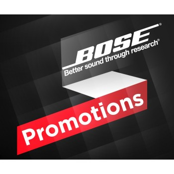 Promotions Bose®