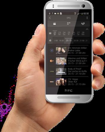 Smart Assist App LOEWE - Loewe one 40 Full HD controlsound
