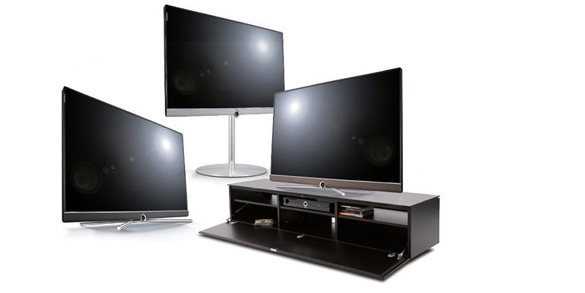 Au choix tailles, coloris etc Loewe Connect 48 DR+ UHD controlsound