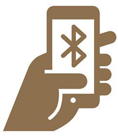 Bluetooth intégré - Loewe Reference 55 UHD controlsoud