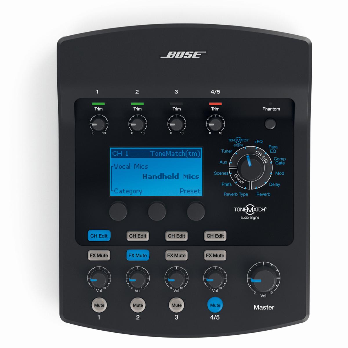 T1 Tonematch avec 1S ControlSound Division professionnelle