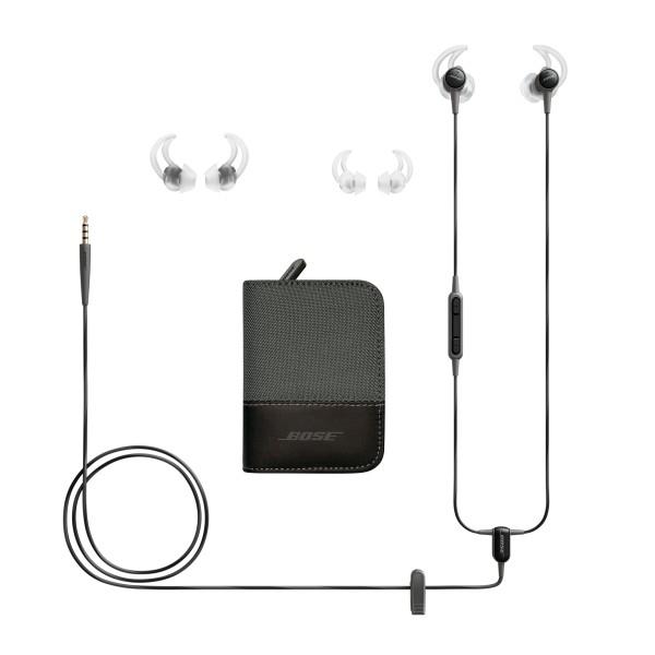 Caractérisques des écouteurs intra-auriculaires SoundTrue® Ultra