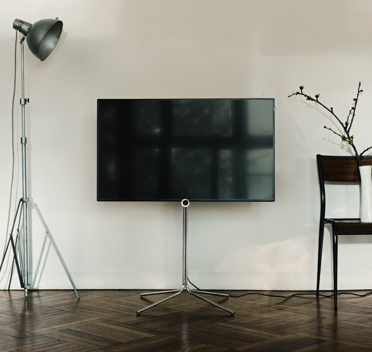 Concepte acoutique Loewe one 55 UHD controlsound