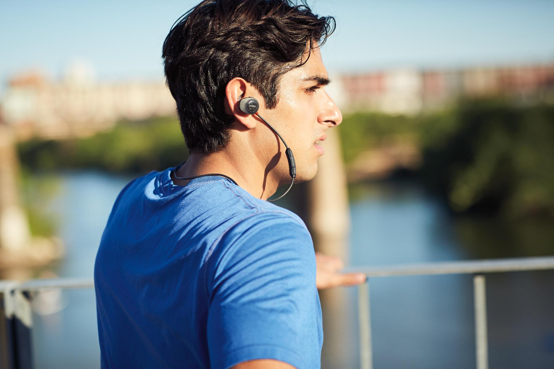 Écouteurs sans fil SoundSport® Pulse