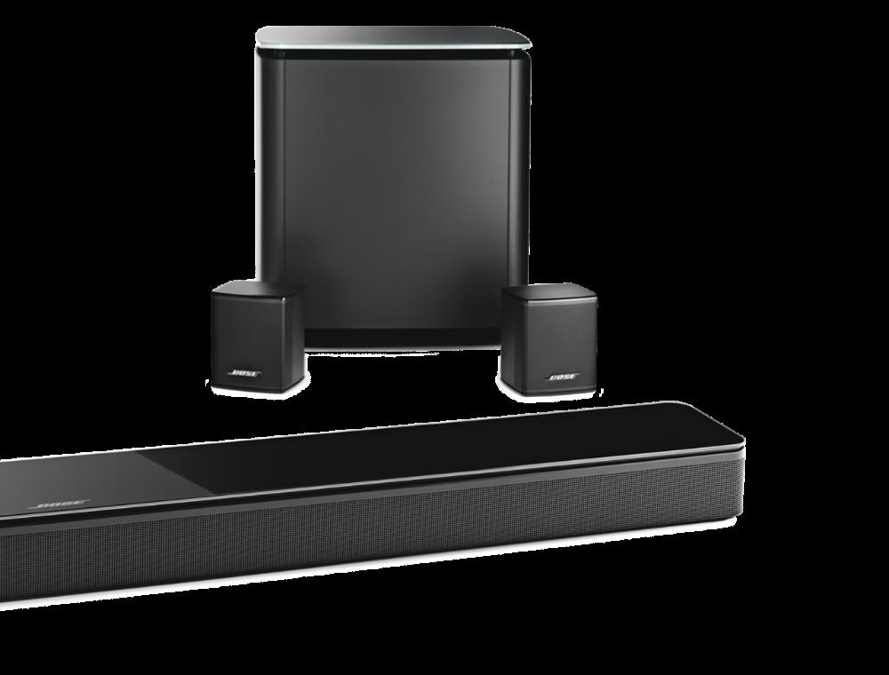 Système modulaire - Enceintes surround sans fil Virtually Invisible 300