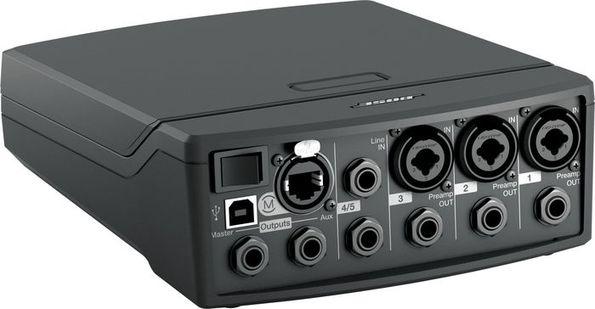 T1 Tonematch entrées/sorties ControlSound Division professionnelle
