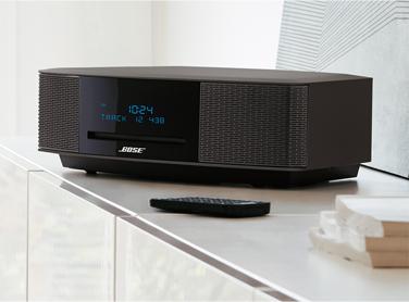 Intérieur Bose Wave Music System IV Control Sound