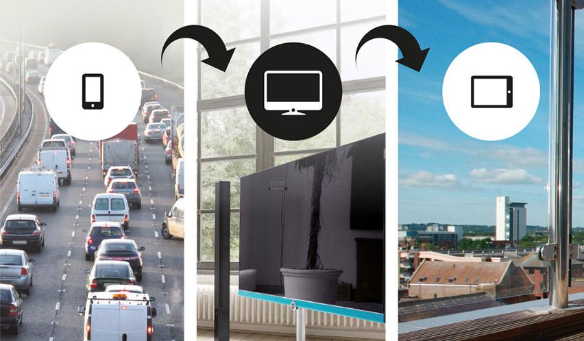 Enregistrer vos émissions favorites simplement via Lewe mobile recording - Loewe Connect 48 DR+ UHD controlsound
