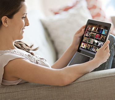 LOEWE  Smart tv2move- Loewe Art 48 UHD controlsound
