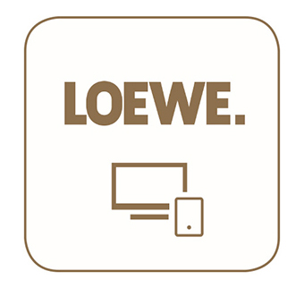 LOEWE  Smart tv2move- Loewe Reference 75 UHD controlsound