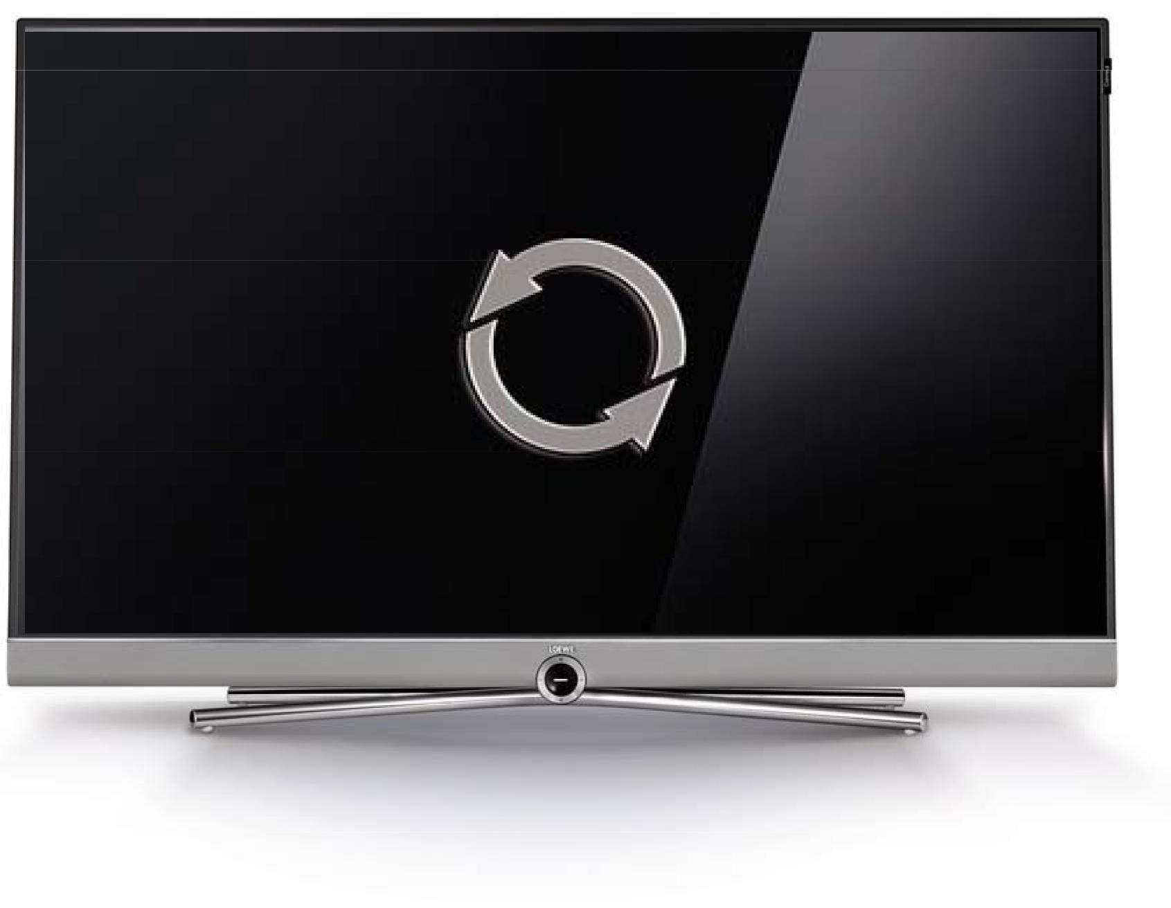 Mise à jour télévision Loewe Connect 55 DR+ UHD controlsound