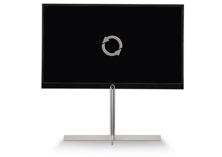 Mise à jour télévision Loewe Reference 75 UHD controlsound