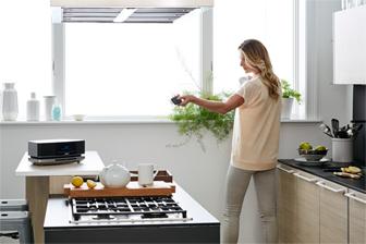 Ecouter votre Wave Music System SoundTouch IV dans votre cuisine