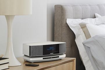 Ecouter votre Wave Music System SoundTouch 4 dans votre chambre Control Sound