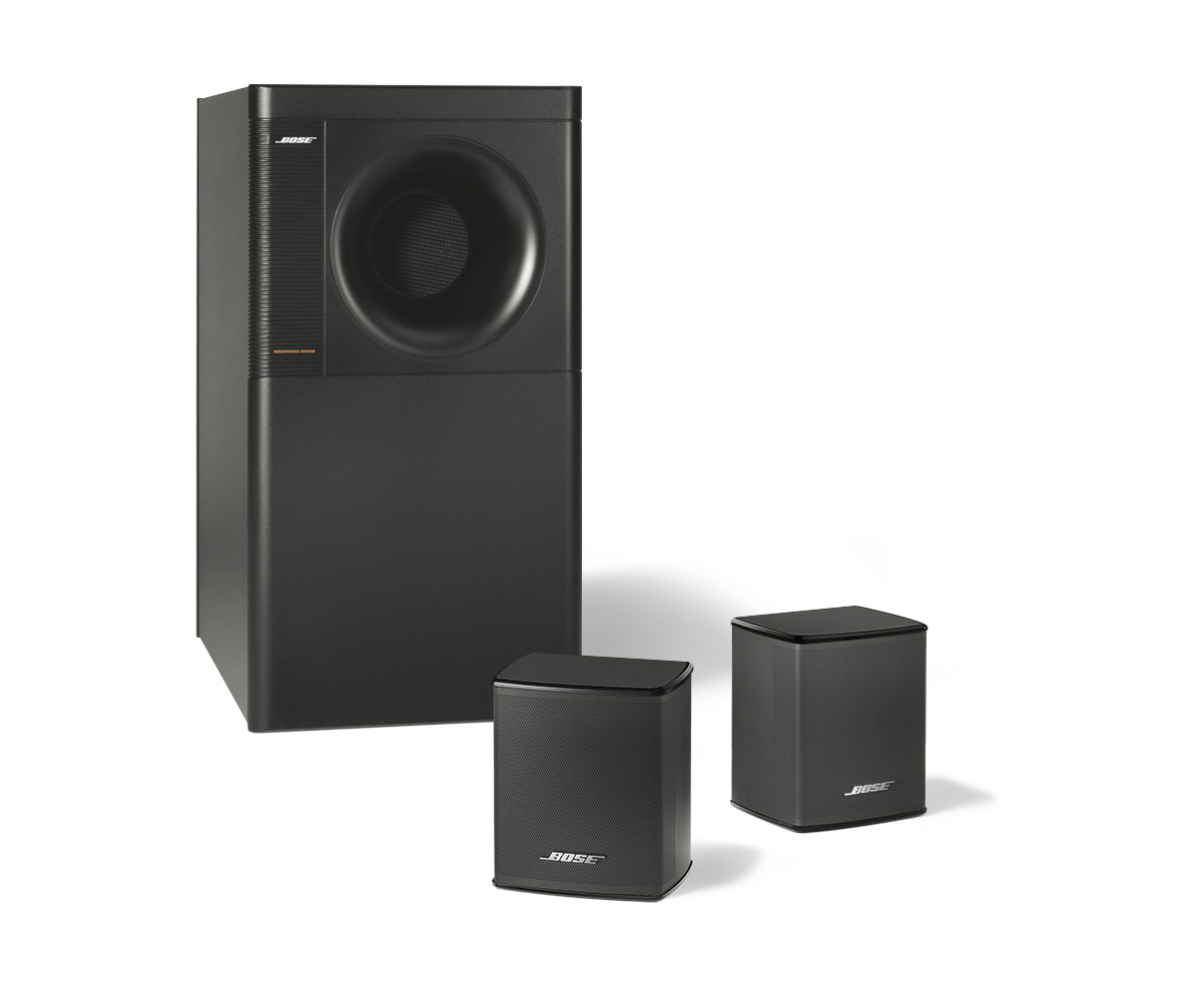 syst me d 39 enceintes st r o acoustimass 3 controlsound. Black Bedroom Furniture Sets. Home Design Ideas