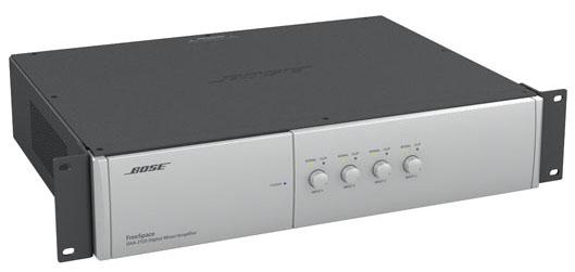 Présentation de l'amplificateur Bose FreeSpace DXA-2120 ControlSound Division professionnelle