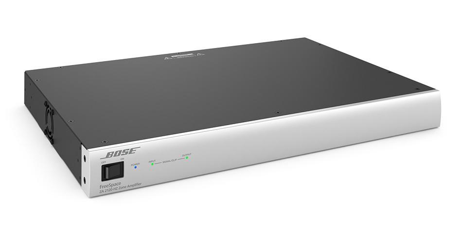 Présentation de l'amplificateur Bose FreeSpace ZA 2120 HZ ControlSound Division professionnelle