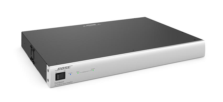 Présentation de l'amplificateur Bose FreeSpace ZA 2120 LZ ControlSound Division professionnelle