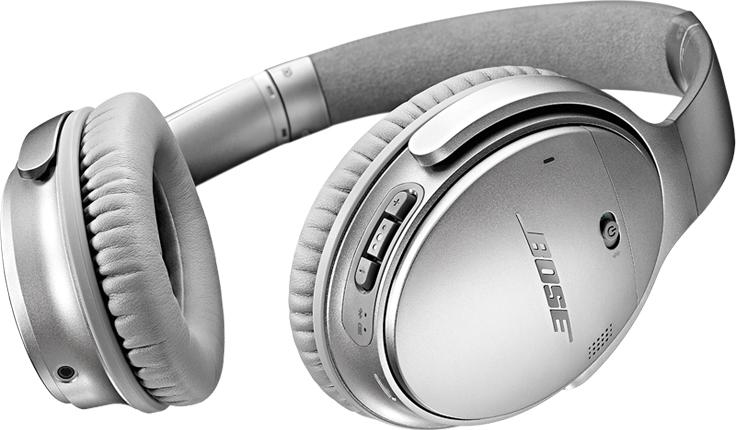 Casque sans fil Bose® QC® 35