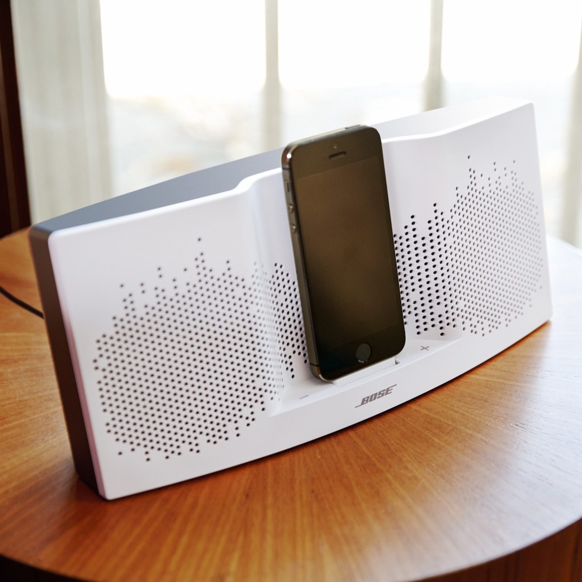 Performances optimales Sounddock XT  ContolSound