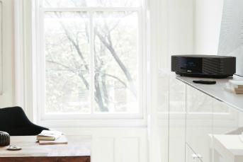 Salon écoute du Wave Music Système IV Control Sound