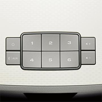 Touche de préréglages pour contrôler votre système SoundTouch, votre volume et bouton on/off - Control Sound