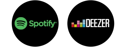 Spotify / Deezer - Système home cinéma Lifestyle 600 ControlSound