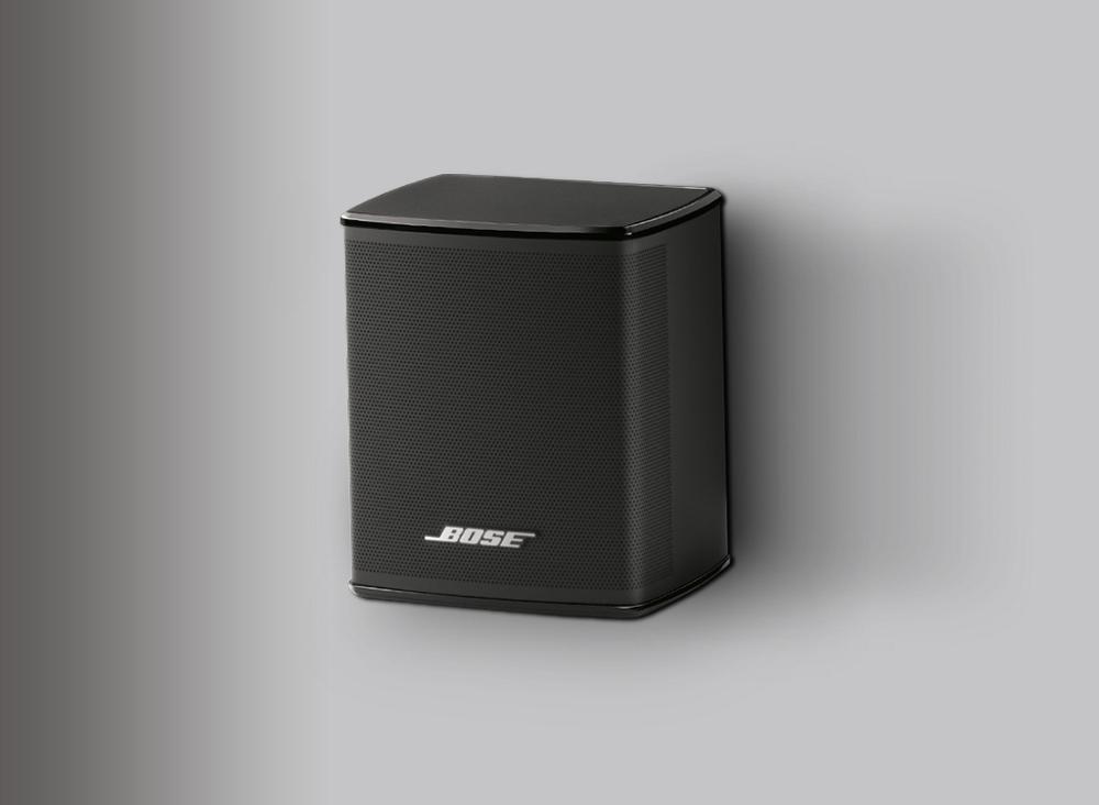 Cube Virtually Invisible ControlSound