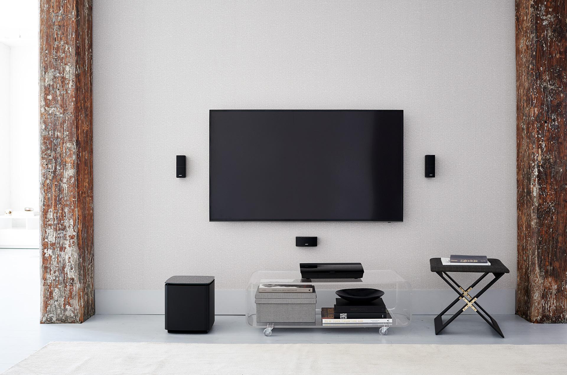 Facile à installer - Système home cinéma Lifestyle 600 ControlSound