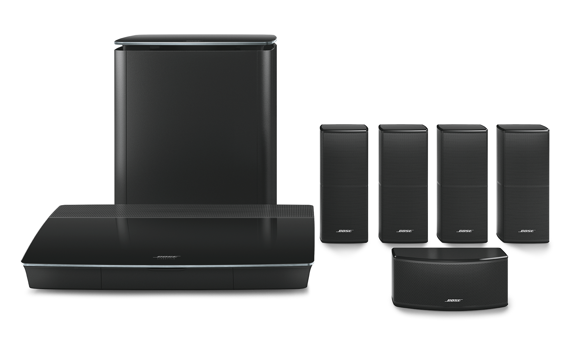 Système home cinéma Lifestyle 600 ControlSound