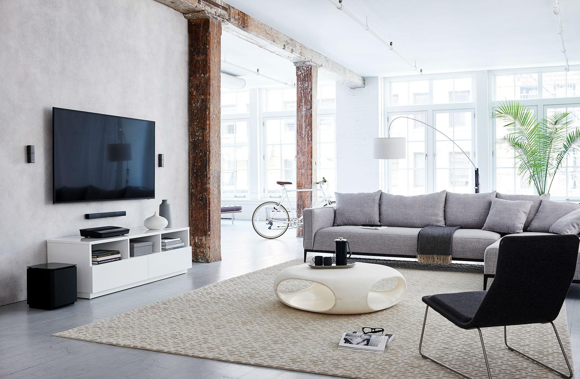 Installation facile - Système home cinéma Lifestyle 650 ControlSound
