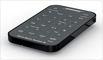 Télécommade du Wave Music System IV Control Sound
