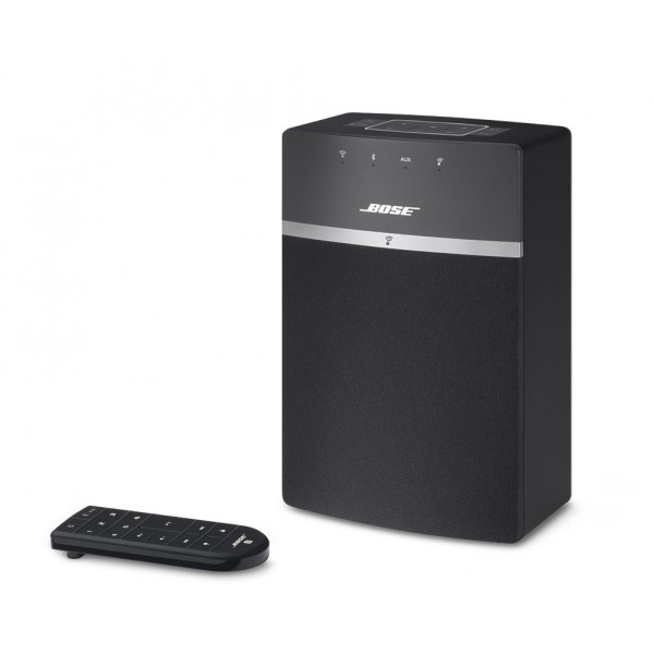 syst me audio wi fi bose soundtouch 10 controlsound. Black Bedroom Furniture Sets. Home Design Ideas