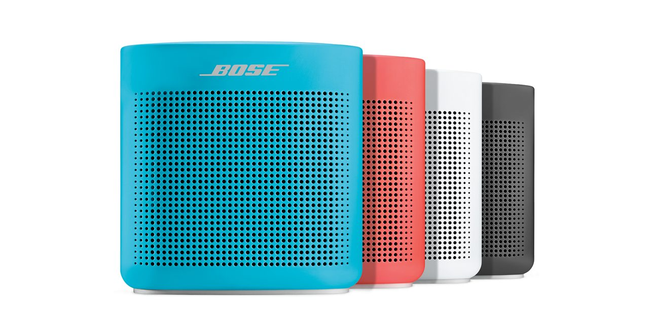 Collection SoundLink Colour Tout Coloris Control-Sound